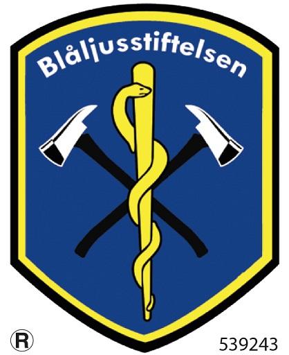 Blåljusstiftelsen logotyp